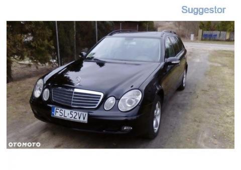 Mercedes-Benz Klasa E W211
