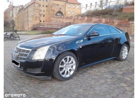 Cadillac CTS Sporwadzony igła