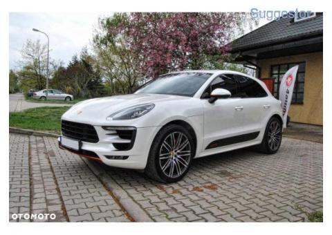 Porsche Macan GTS FV23% Salon Polska