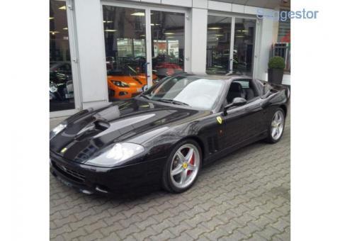 Ferrari Superamerica F1 Handling-Paket GTC