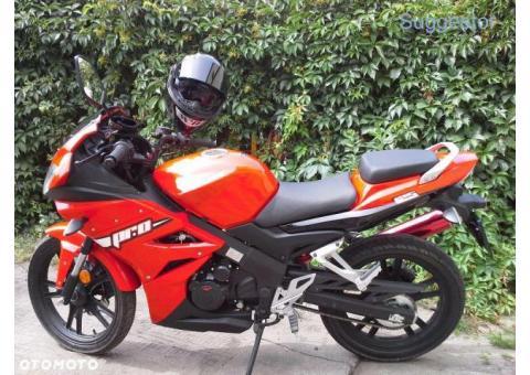 Zipp PRO RS 125
