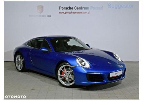 Porsche 911 991