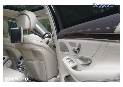 Mercedes-Benz Klasa S W222