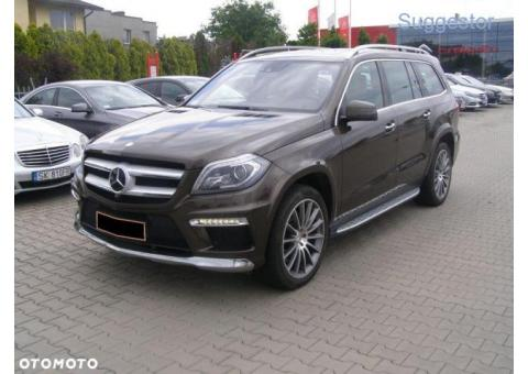 Mercedes-Benz GL X166