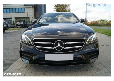 Mercedes  E 200 4MATIC Avantgarde 2x, LED, szyberdach