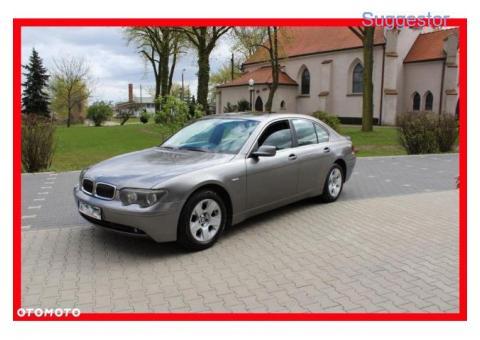 BMW Seria 7 E65/66